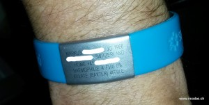 SOS-Armband