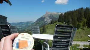 auf der Alp Tannisboden