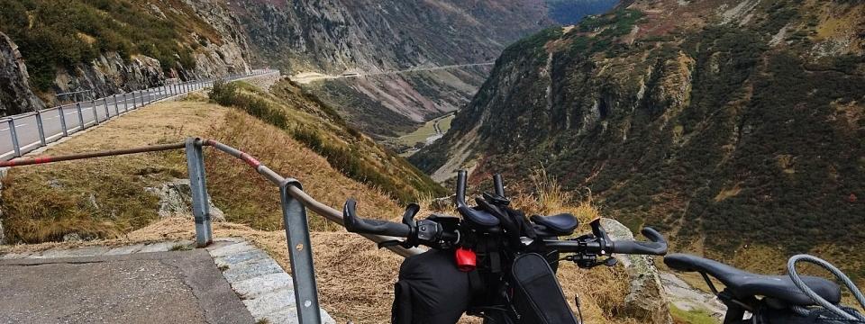 Gotthard- und Sustenpass